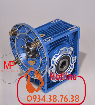 hộp số giảm tốc cốt âm nmrv 090