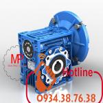 Hộp số giảm tốc Nmrv Cốt âm size 075 nmrv75