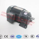 Motor giảm tốc (động cơ liền hộp số) 0.4kW 1/2HP 1/5