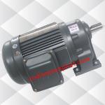 Motor giảm tốc (động cơ liền hộp số) 0.4kW 1/2HP 1/20