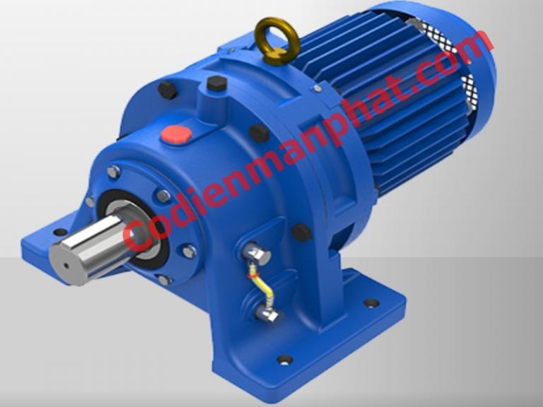 motor giảm tốc, máy bơm nước thải, motor động cơ điện
