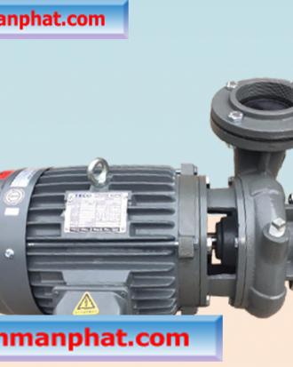 Máy bơm nước trục ngang teco 7.5kw 10hp 3pha 380v
