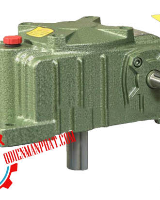 Hộp số giảm tốc WPX size 155 hay còn gọi là hộp giảm tốc UW size 155